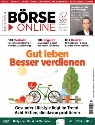 Börse Online 32 2021