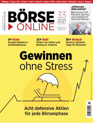 Börse Online 33 2021