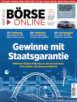 Börse Online 35 2021