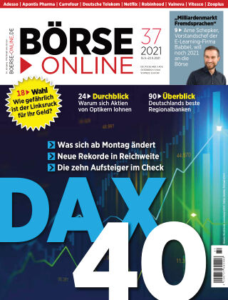 Börse Online 36 2021