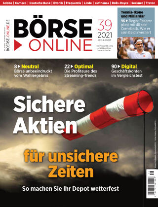 Börse Online 39 2021