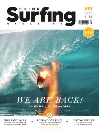 PRIME Surfing Magazine 1