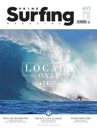 PRIME Surfing Magazine 3