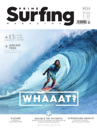 PRIME Surfing Magazine 4