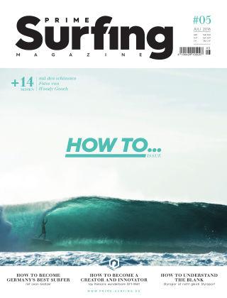 PRIME Surfing Magazine 5