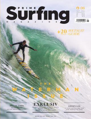 PRIME Surfing Magazine 6