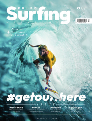 PRIME Surfing Magazine 7