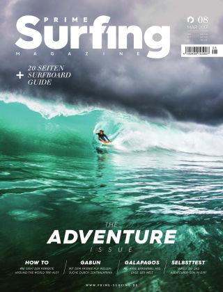 PRIME Surfing Magazine 8