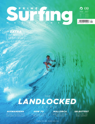 PRIME Surfing Magazine 9