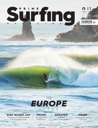 PRIME Surfing Magazine 13