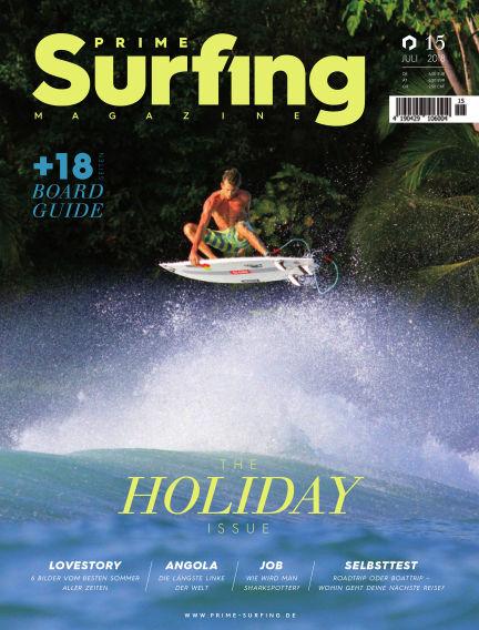 PRIME Surfing Magazine