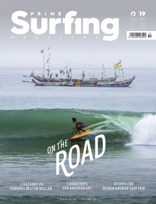 PRIME Surfing Magazine 19