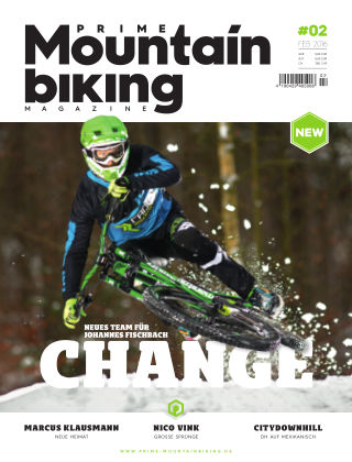 PRIME Mountainbiking Magazine 2