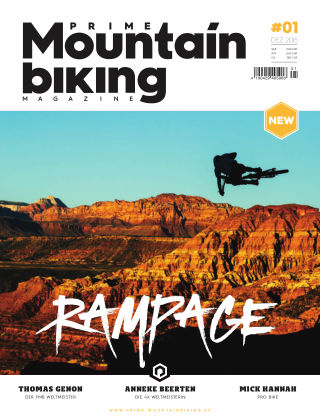 PRIME Mountainbiking Magazine 1