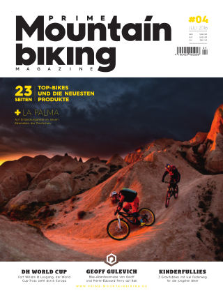 PRIME Mountainbiking Magazine 4