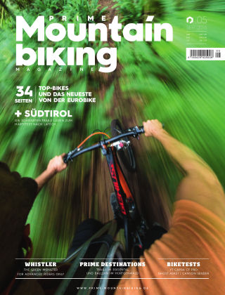 PRIME Mountainbiking Magazine 5