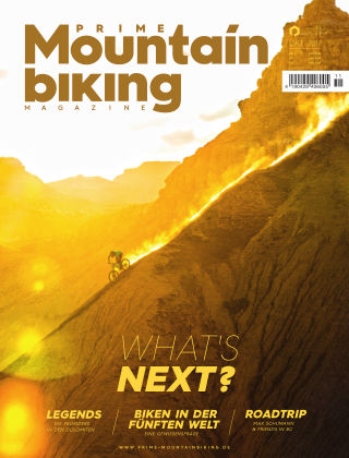 PRIME Mountainbiking Magazine 11