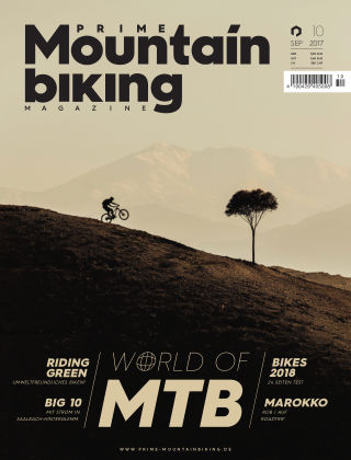 PRIME Mountainbiking Magazine 10