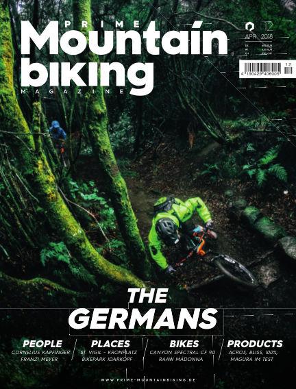 PRIME Mountainbiking Magazine