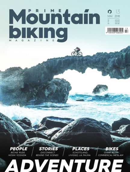 PRIME Mountainbiking Magazine April 27, 2018 00:00