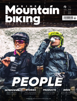 PRIME Mountainbiking Magazine 14