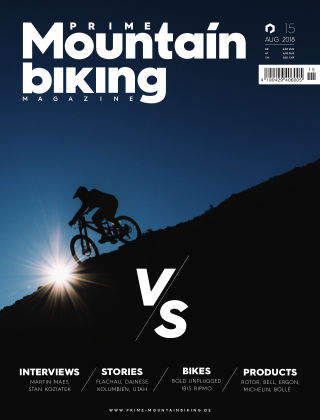PRIME Mountainbiking Magazine 15