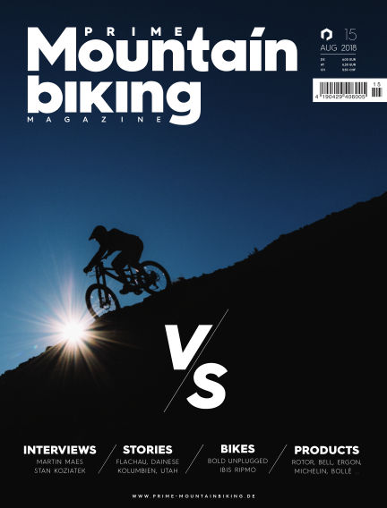 PRIME Mountainbiking Magazine August 10, 2018 00:00