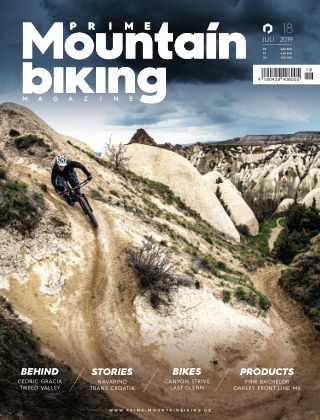 PRIME Mountainbiking Magazine 18