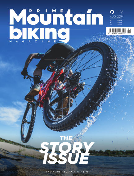 Lies PRIME Mountainbiking Magazine auf Readly - die
