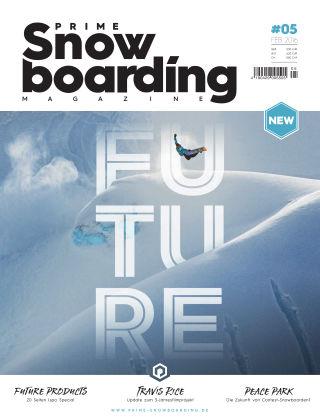 PRIME Snowboarding Magazine 5
