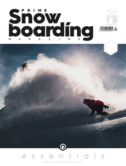 PRIME Snowboarding Magazine January 21, 2016 00:00