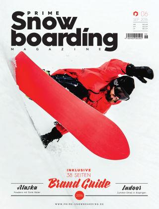PRIME Snowboarding Magazine 6