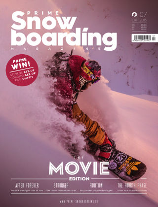 PRIME Snowboarding Magazine 7