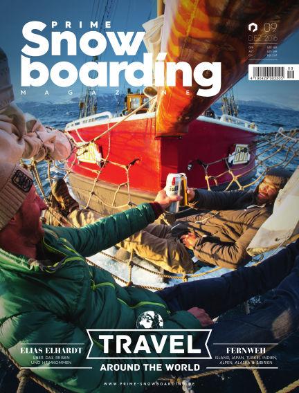 PRIME Snowboarding Magazine January 01, 2017 00:00