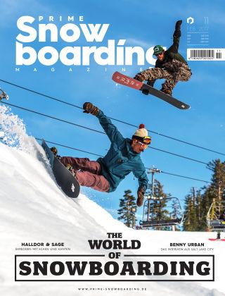 PRIME Snowboarding Magazine 11