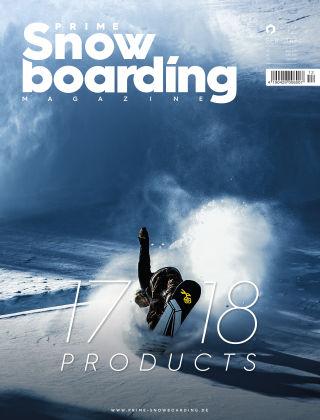 PRIME Snowboarding Magazine 12