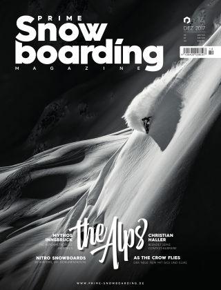 PRIME Snowboarding Magazine 14