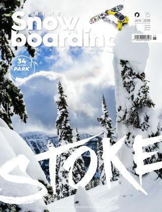 PRIME Snowboarding Magazine 15