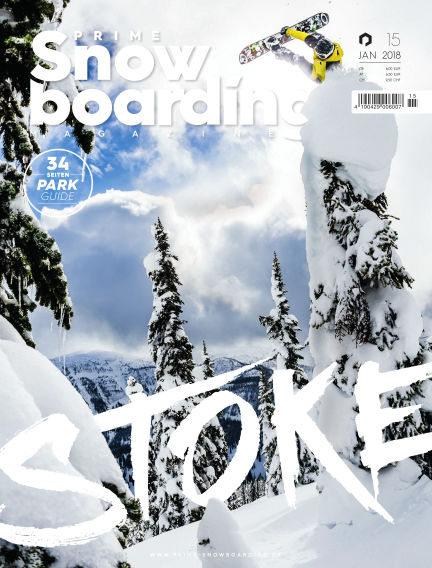 PRIME Snowboarding Magazine January 26, 2018 00:00