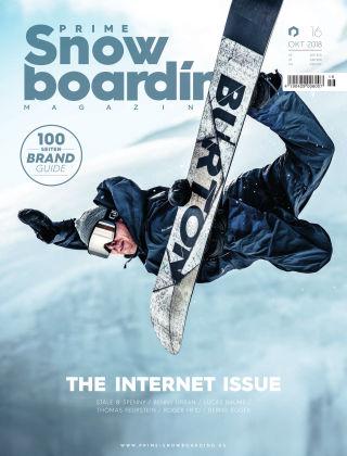 PRIME Snowboarding Magazine 16