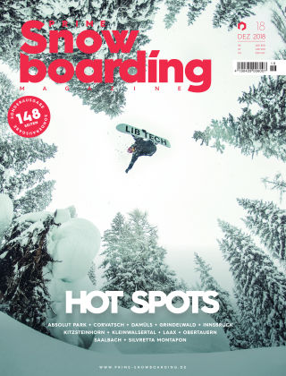 PRIME Snowboarding Magazine 18