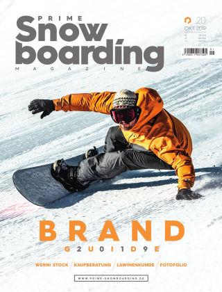 PRIME Snowboarding Magazine 20