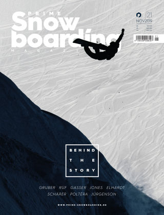 PRIME Snowboarding Magazine 21