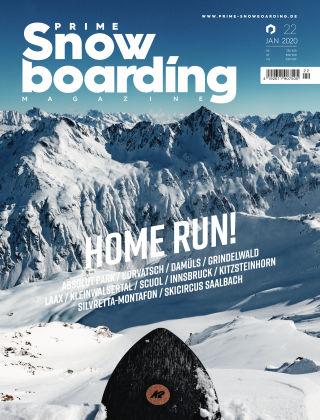 PRIME Snowboarding Magazine 22