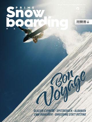 PRIME Snowboarding Magazine 23