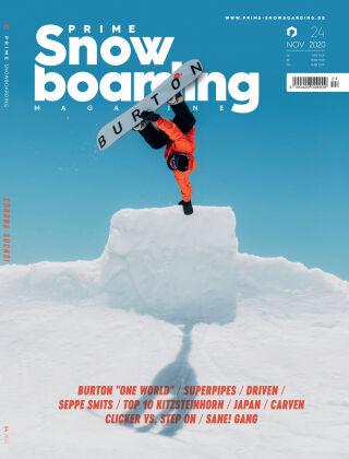 PRIME Snowboarding Magazine 24