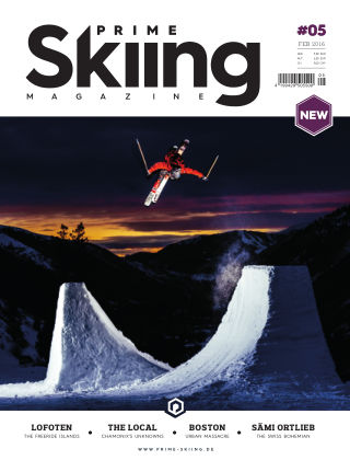 PRIME Skiing Magazine #05