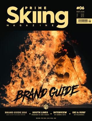 PRIME Skiing Magazine #06