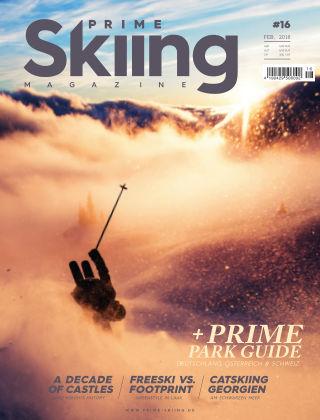 PRIME Skiing Magazine #16