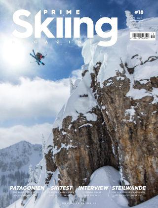 PRIME Skiing Magazine #18